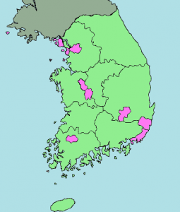 South_Korea_special_city_and_metropolitan_cities